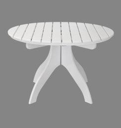hochwertiger holz gartentisch wei zweifach erweiterbar. Black Bedroom Furniture Sets. Home Design Ideas
